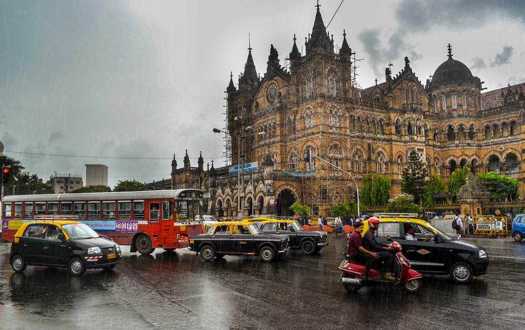 mumbai rain photo