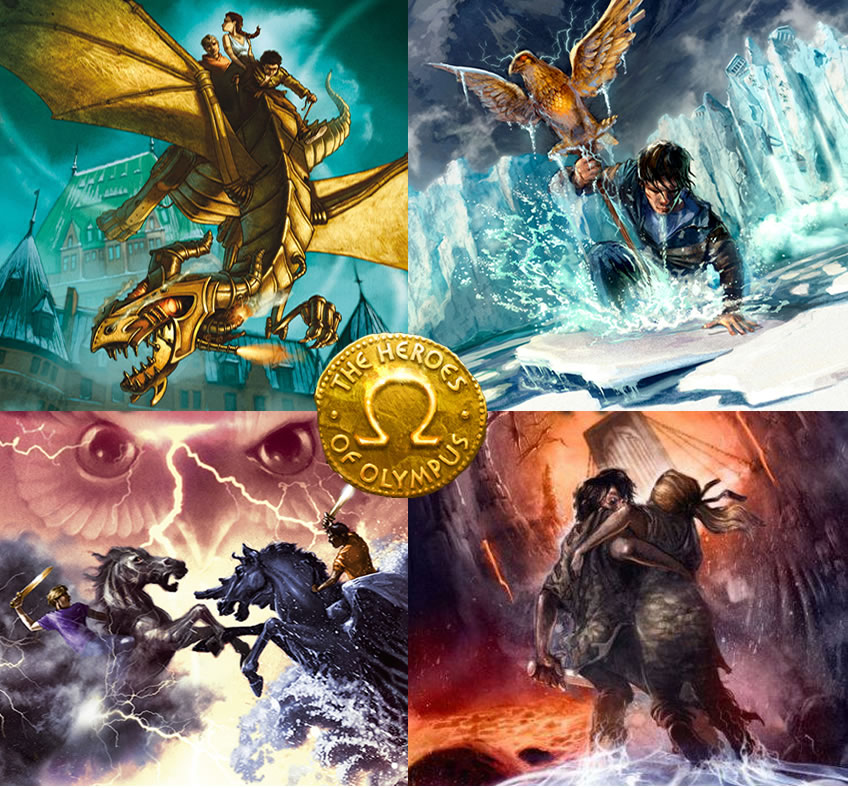 heroes-of-olympus-covers