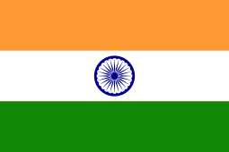 The present Tricolour flag of India