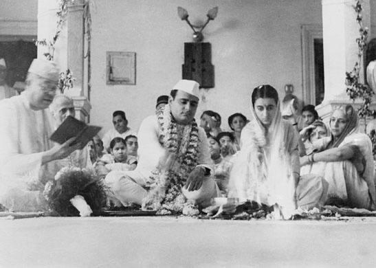 Indira Feroze Khan or Indira Gandhi?