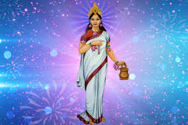 Second Avatar of Goddess Durga – GODDESS BRAHMACHARINI