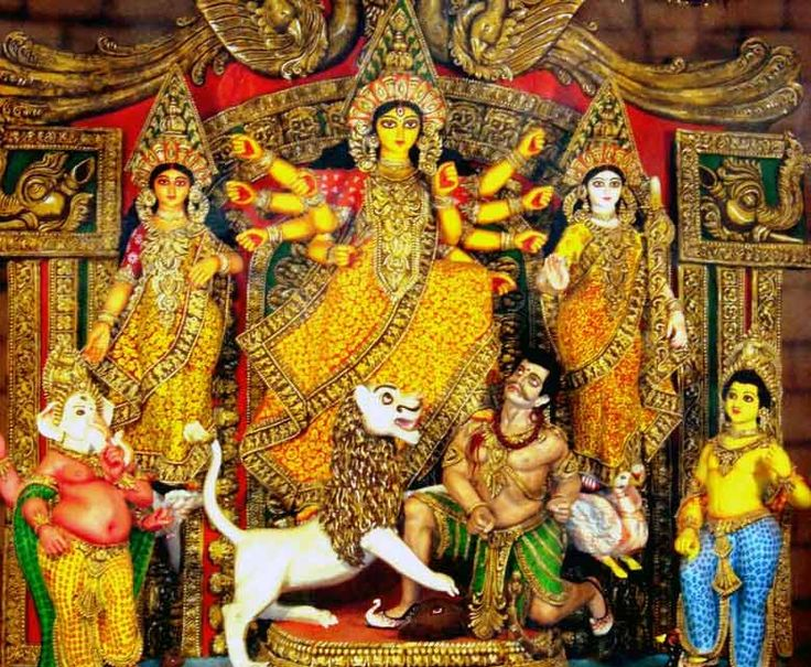 Durga Pooja – The Source of Invincible Energy