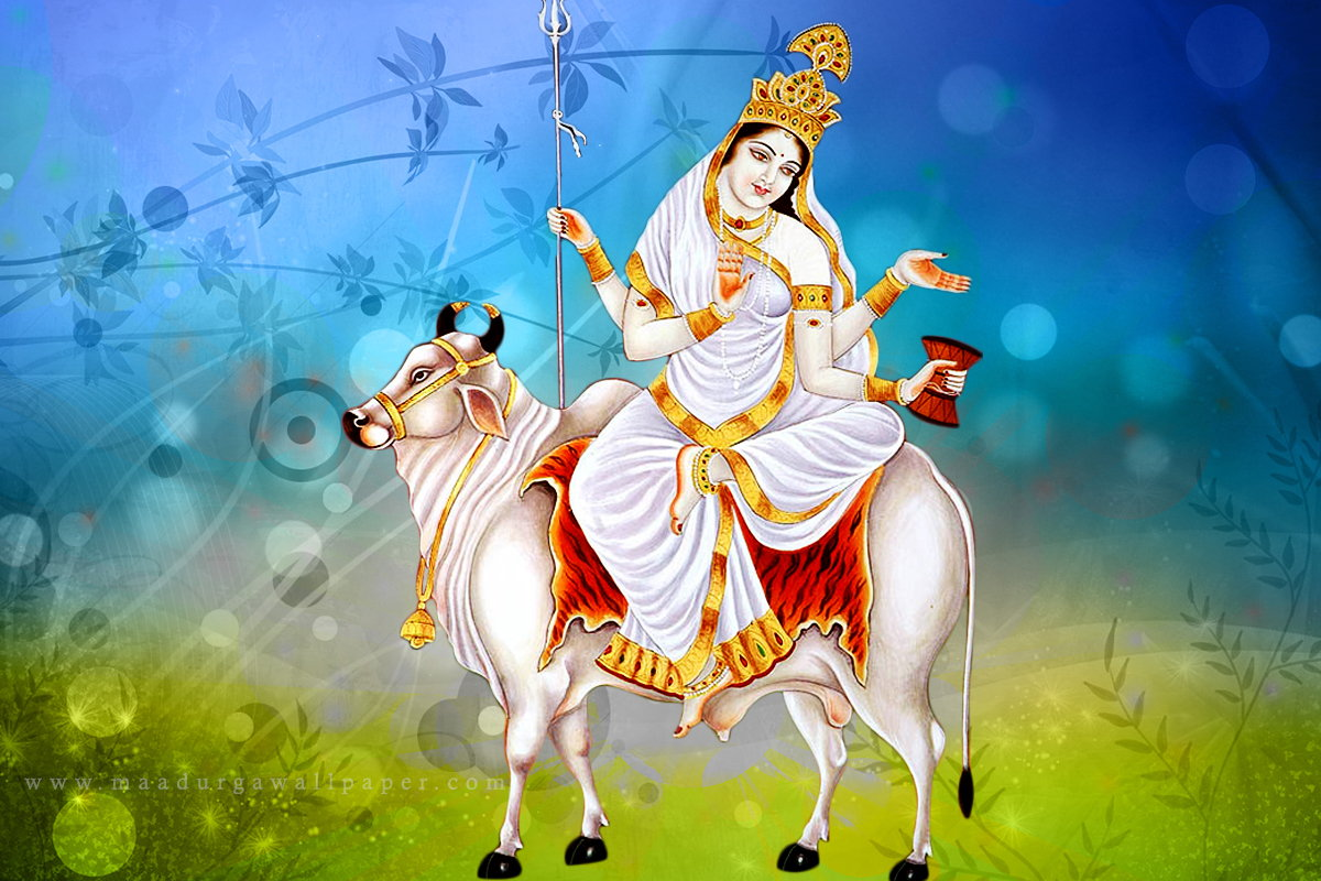 First Avatar of Goddess Durga – GODDESS SHAILAPUTRI