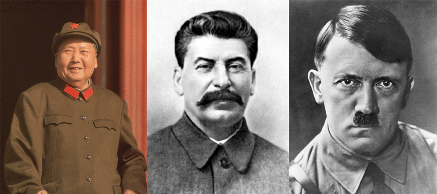 Mass murderers in History