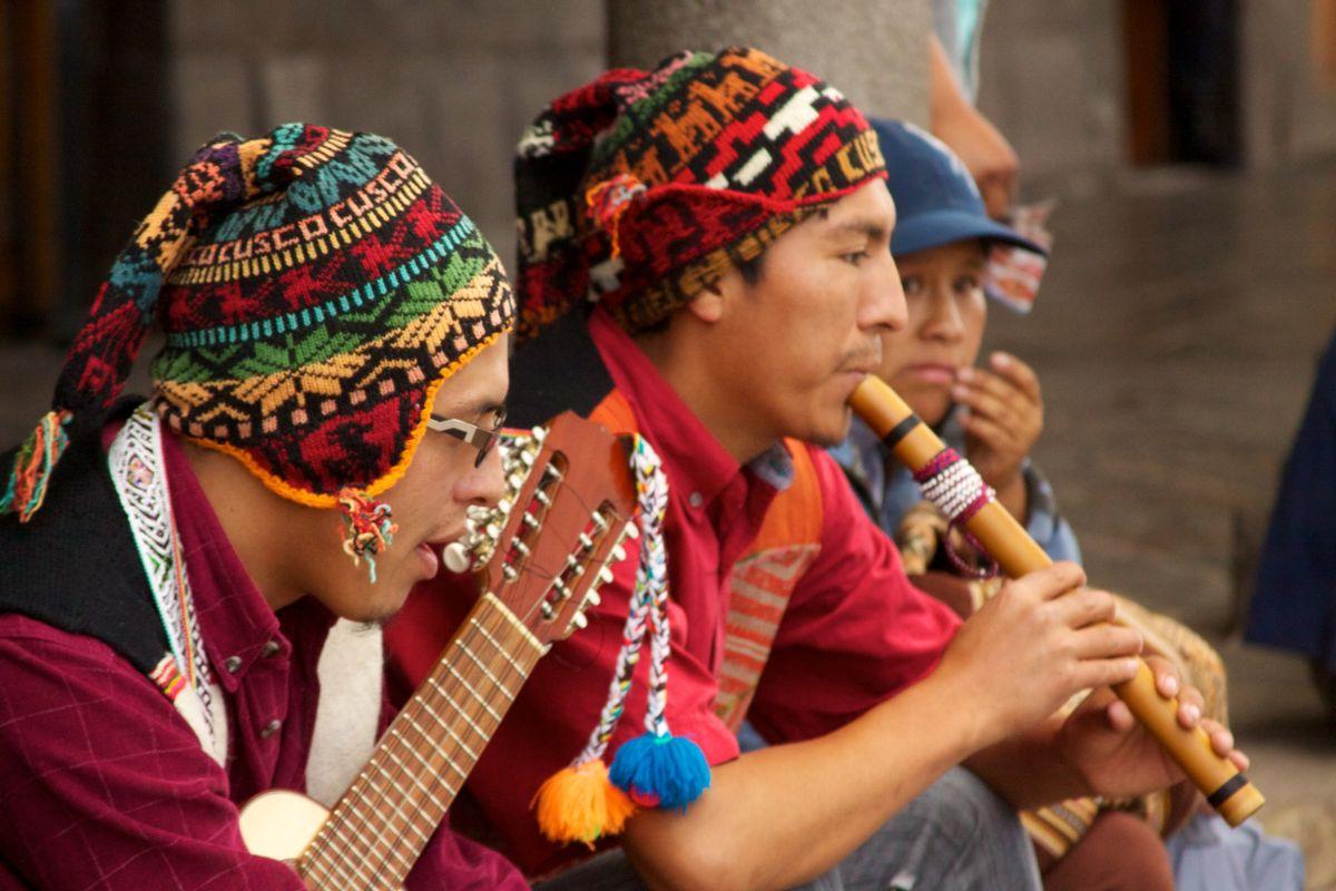 Taarein hai baarati – Peru Folklore
